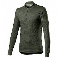 [해외]카스텔리 Tech Henley 1137972578 Military Green