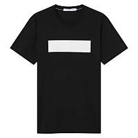 [해외]캘빈클라인 JEANS Blocking Logo Ck Black