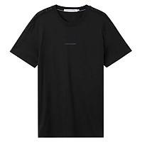 [해외]캘빈클라인 JEANS Logo Jacquard Shoulder Ck Black