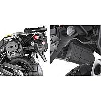 [해외]GIVI S250 Installation Kit On PL1121CAM Honda CB 500 X 13-18&Suzuki DL 650 V-Strom 17-20/DL 1000 V-Strom 17-19 9138044368