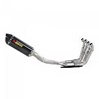 [해외]아크라포빅 머플러 Racing Steel&Carbon S 1000RR 9136991969 Silver / Black