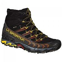 [해외]라 스포르티바 Ultra Raptor II Mid Goretex 4138018822 Black / Yellow