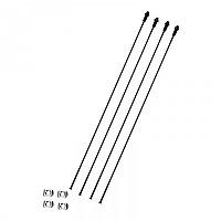 [해외]캄파놀로 Shamal Carbon Front Left 4 Units 1137918212 Black