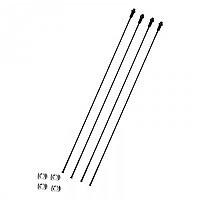 [해외]캄파놀로 Shamal Carbon Rear Left 4 Units 1137918215 Black