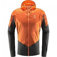 [해외]하그로프스 L.I.M Hybrid 4137872590 Magnetite / Flame Orange