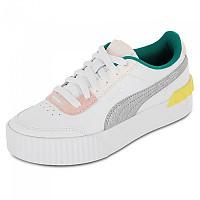 [해외]푸마 Carina Lift OC Puma White / Puma Silver / Cloud Pink