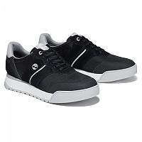 [해외]팀버랜드 Miami Coast Fabric Leather Jet Black