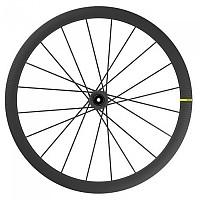 [해외]마빅 Cosmic Ultimate Carbon CL Disc Tubular Rear Wheel 1137878040 Black