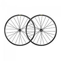 [해외]마빅 Allroad Disc Tubeless Road Wheel Set 1137141677 Black