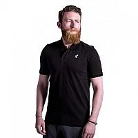 [해외]CUBE Logo Short Sleeve Polo 1138325072 Black / White