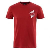 [해외]CUBE Team Short Sleeve T-Shirt 1138325131 Red / White