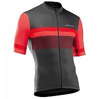 [해외]노스웨이브 Origin Short Sleeve Jersey Refurbished 1138331347 Anthracite / Red
