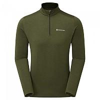 [해외]몬테인 Dart Thermo Long Sleeve T-Shirt 3138304294 Kelp Green