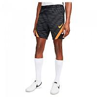 [해외]나이키 Dri Fit Strike 21 Knit Shorts 3138345816 Black / Anthracite / Total Orange
