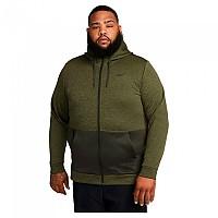 [해외]나이키 Therma Full Zip Sweatshirt 3138346007 Sequoia / Rough Green / Heather / Black