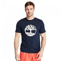 [해외]팀버랜드 Tree Logo Short Sleeve T-Shirt Dark Sapphire