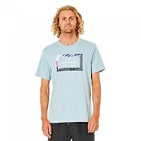 [해외]립컬 Tropic World Short Sleeve T-Shirt Ocean Marle