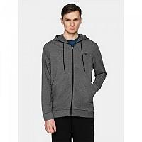 [해외]4F Sweatshirt Dark Grey Salt / Pepper