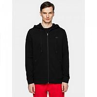 [해외]4F Sweatshirt Deep Black