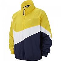 [해외]나이키 Sportswear HBR STMT Jacket Yellow / White / Obsidian / Yellow