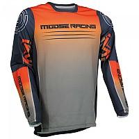 [해외]MOOSE SOFT-GOODS Sahara F21 Long Sleeve Jersey 9138175282 Orange