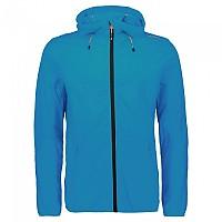 [해외]CMP Fix Hood Jacket 4138352053 Teal