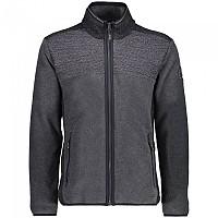 [해외]CMP Sportswear Bomber Fleece 4138352263 Anthracite M.
