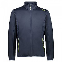 [해외]CMP Jacket Grid Tech Fleece 4138353474 Cosmo
