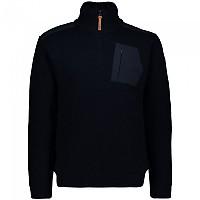 [해외]CMP Tricot Sweater 4138353557 Black Blue