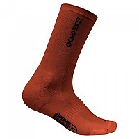 [해외]에띠엔도 Bero Socks 1138180079 Brick Red