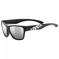 [해외]우벡스 Sportstyle 508 Mirror Sunglasses 1138309917 Black Matte