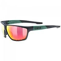 [해외]우벡스 Sportstyle 706 Mirror Sunglasses 1138309918 Black / Moss Matte