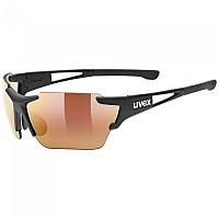 [해외]우벡스 Sportstyle 803 Race Colorvision Variomatic Mirror Sunglasses 1138309920 Black Matte
