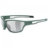 [해외]우벡스 Sportstyle 806 Variomatic Mirror Sunglasses 1138309923 Moss Matte