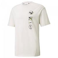[해외]푸마 Rad/Cal Short Sleeve T-Shirt Ivory Glow