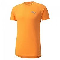 [해외]푸마 Evostripe Short Sleeve T-Shirt Orange Glow