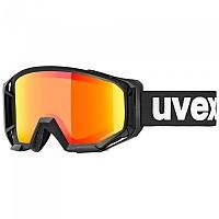 [해외]우벡스 Athletic Colorvision Mirror Mask 1138309811 Black Matte 1