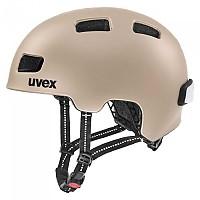 [해외]우벡스 City 4 Helmet 1138309814 Soft Gold Matte
