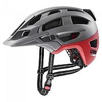 [해외]우벡스 Finale Light 2.0 Helmet 1138309820 Silver / Red Matte