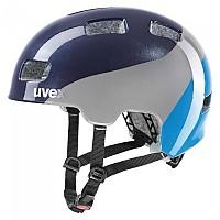 [해외]우벡스 HLMT 4 Helmet 1138309823 Deep Space / Blue Wave
