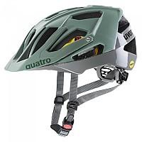 [해외]우벡스 Quatro CC MIPS MTB Helmet 1138309844 Moss Green / Rhino