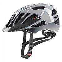 [해외]우벡스 Quatro MTB Helmet 1138309852 Rhino / Black