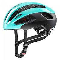 [해외]우벡스 Rise CC Road Helmet 1138309853 Aqua / Black Matte