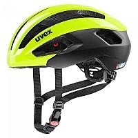 [해외]우벡스 Rise CC Road Helmet 1138309854 Neon Yellow / Black Matte