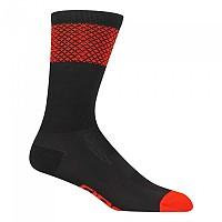 [해외]지로 Comp Racer High Rise Socks 1138247807 Black / Red