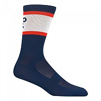 [해외]지로 Comp Racer High Rise Socks 1138247810 Navy Blue / White