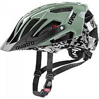 [해외]우벡스 Quatro MTB Helmet 1138309851 Pixel Camo / Olive